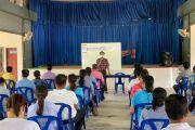 ประชุมการแพร่ระบาดของโรคติดเชื้อไวรัสโคโรนา